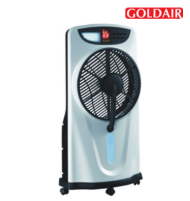 GoldAir GMBFR-6112 Rechargeable Mist Box Fan With Remote n LED D