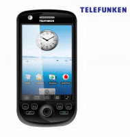 Telefunken TCP-005 Touch Dual SIM Phone with TV function