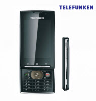 Telefunken TCP-012 Touch WIFI Dual SIM Phone with TV Function