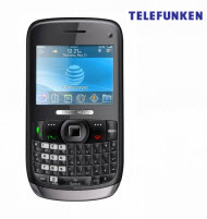 Telefunken TCP-013 Dual SIM Qwerty Trackpad Phone with TV functi