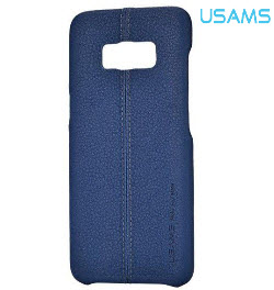 USAMS Joe Series Back Cover for Samsung S8 Plus Blue
