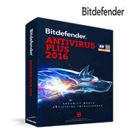 Bitdefender Antivirus Plus 2016 3PC