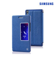 Huawei Ascend P7 Mobile Stylish Flip Cover