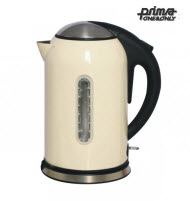 Prima POK-063 2.0L Stainless Steel Cordless Kettle