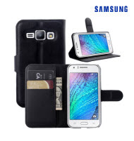 Samsung Galaxy J1 Mobile Stylish Flip Cover
