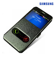 Samsung Galaxy S4 Mini Pro Easy View Stylish Mobile Flip Cover