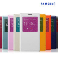 Samsung Galaxy Note 3 S-View Mobile Stylish Flip Cover