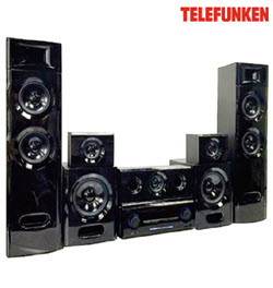 Telefunken THT-9400 5.2 Channel Component HIFI Bluetooth System