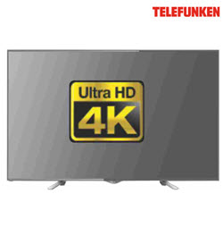 Telefunken TLEDD-49HD 49 Inch UHD 4K LED TV