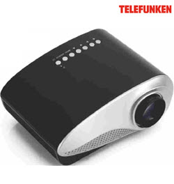 Telefunken TP-1000 Multi Purpose 720p Projector