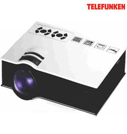 Telefunken TP-2000 Multi Purpose 1080p Projector