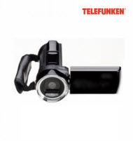 Telefunken TVC-550 12MP Digital Video Camera