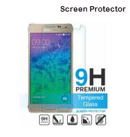 Tempered Glass Screen Protector for Samsung A3 smartphone