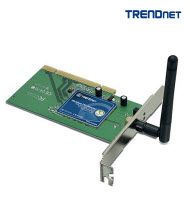 Trendnet 108Mbps Wireless High Speed PCI Adapter