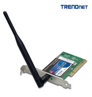 Trendnet 125Mbps 802.11g Wireless PCI Adapter