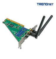 Trendnet 150Mbps Wireless High speed PCI Adapter
