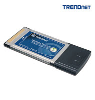 Trendnet TEW-421PC 54Mbps Wireless G PC Card