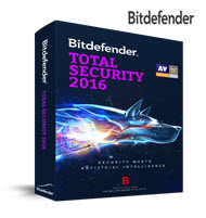 Bitdefender Total Security 2016 3PC