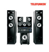 Telefunken THT-9100 5.1 Channel Component HIFI System