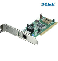 D-Link DGF-528T 1-Port Desktop PCI Adapter