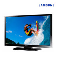 "Samsung 4 Series PA43H4000 43"" Advanced ED Plasma TV"