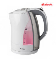 Sunbeam SSCK-170 1.7L Red Deluxe Cordless Kettle