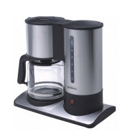 Sunbeam SESC-700 12 Cup Stainless Steel Coffee Machine