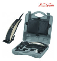Sunbeam SHC-2409 Hairclipper set with Case