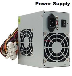 450W Power Supply with SATA Connectors