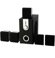 5.1CH Home Theater System with SubWoofer JBHF-430