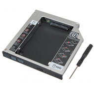 12.7 mm SATA/SSD Hard Drive Caddy