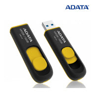 ADATA UV128 Yellow 16GB USB 3.0 Flash Drive