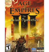 Microsoft Age of Empires 3 - The Asian Dynasties