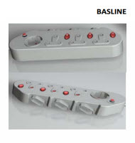 Baseline BL-MUP707S 7 Way Multi Plug with Switches