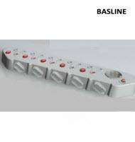 Baseline BL-MUP711S 11 Way Multi Plug with Switches