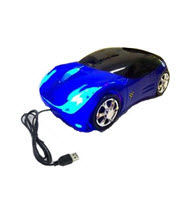 CAR shaped stylish compact optical mouse
