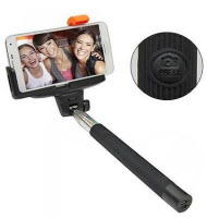 Selfie/Device Extension Arm with Built-in Bluetooth