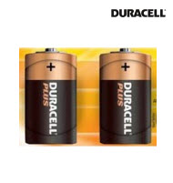 Duracell C Size 1.5V 2-Pack Batteries