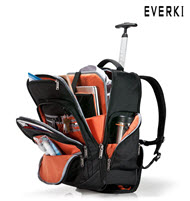 Everki Atlas 13-17.3in Wheeled Travel Laptop Backpack