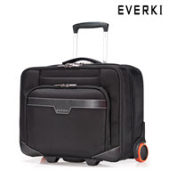 Everki Journey 16in Rolling Laptop Trolley Briefcase Bag