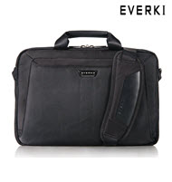 Everki Lunar 15.6in Laptop Briefcase Bag