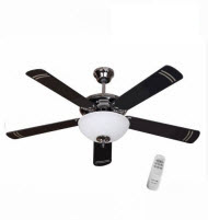 GoldAir GCF-501R 52in Deluxe 5 Blades 1 Lights Ceiling Fan with