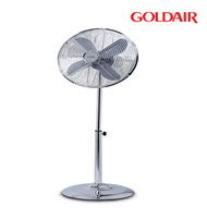 GoldAir GDPF-16C 40cm Pedestal Metal Fan