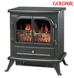 GoldAir GEFL-180 Fireplace Portable Heater