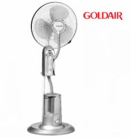 GoldAir GPFM-401 40cm Mist Fan Mist Fan with Remote Control