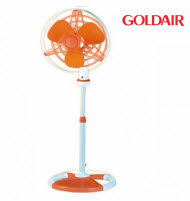 GoldAir GSBPF-40 40cm Soft Blade Pedestal Fan