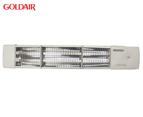 Goldair Bathroom Heater Brightpulse Us