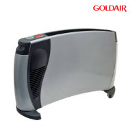 Goldair GCH-2000T Convection Heater with Turbo