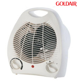 Goldair GFH-2000A Upright Fan Heater