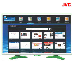 JVC LT-32N646G 32 Inch Green FHD Smart Andoid Wifi ELED TV